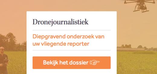 dronejournalistiek